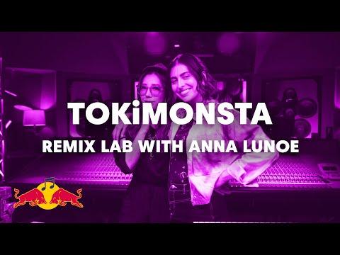 TOKiMONSTA - Remix Lab With Anna Lunoe