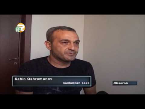 Abşeron rayon sakini istirahətdə olarkən azadlığından olub (Kepez Tv)