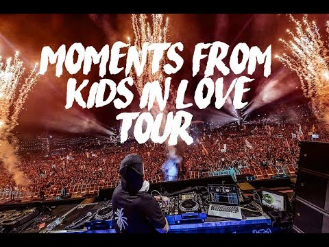 Kygo - Kids In Love Tour Moments