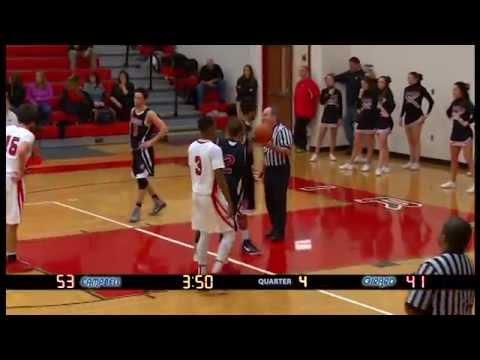 Campbell vs. Girard - Boys H.S. Basketball