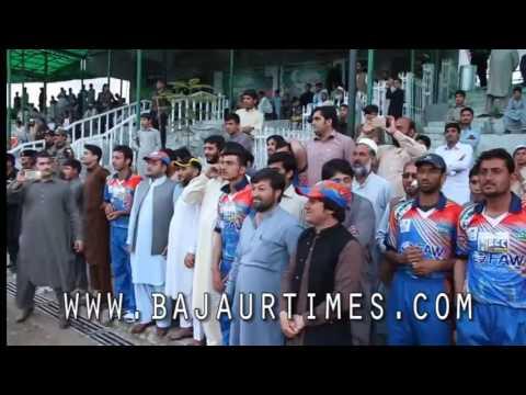 FSL Bajaur Blue  Win VS Bajaur Nangyale Matche
