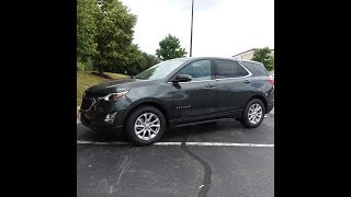 2018 Chevrolet Equinox LT Quick look. All New, All Good