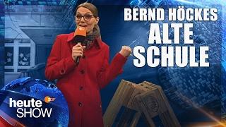Tina Hausten berichtet live von Bernd Höckes alter Schule