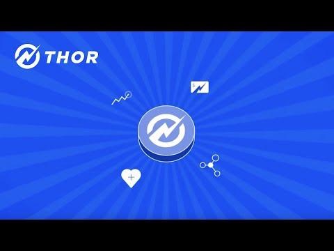 Thor Token — Smart Gig Economy Benefits Platform on the NEO Blockchain