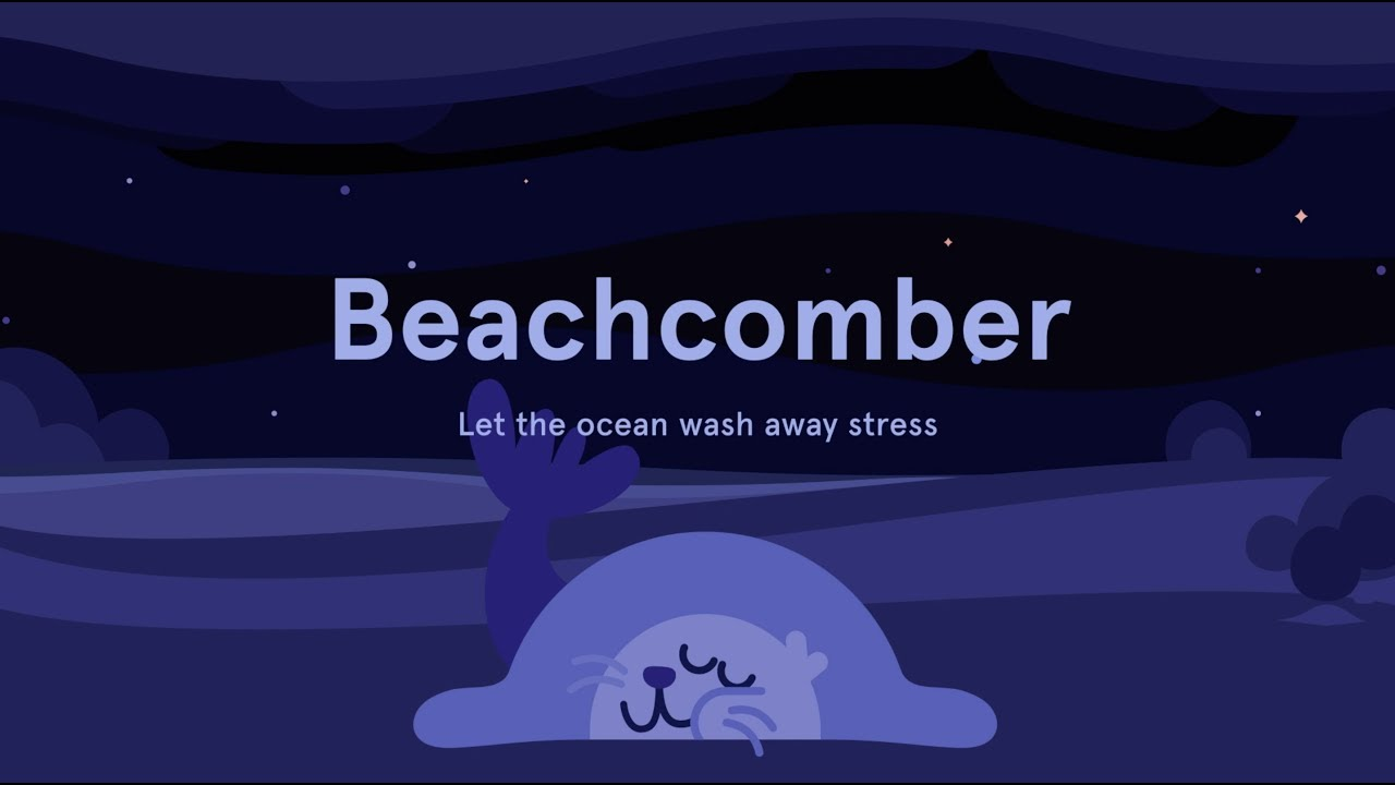 Download 10 Minute Sleepcast for Deep Sleep: Beachcomber from Sleep by Headspace