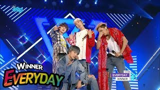Download [Comeback Stage] WINNER - EVERYDAY, 위너 - 에브리데이 Show Music core 20180414 MP3 song and Music Video
