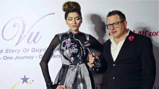 Blanca Blanco at the Quynh Paris Deja Vu Fashion Show in Vietnam