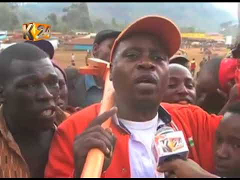 Opposition calls off rally in Laare-Meru after violent confrontations