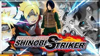 Naruto to Boruto: Shinobi striker open beta v2- ( TEST gioco e creazione ninja )