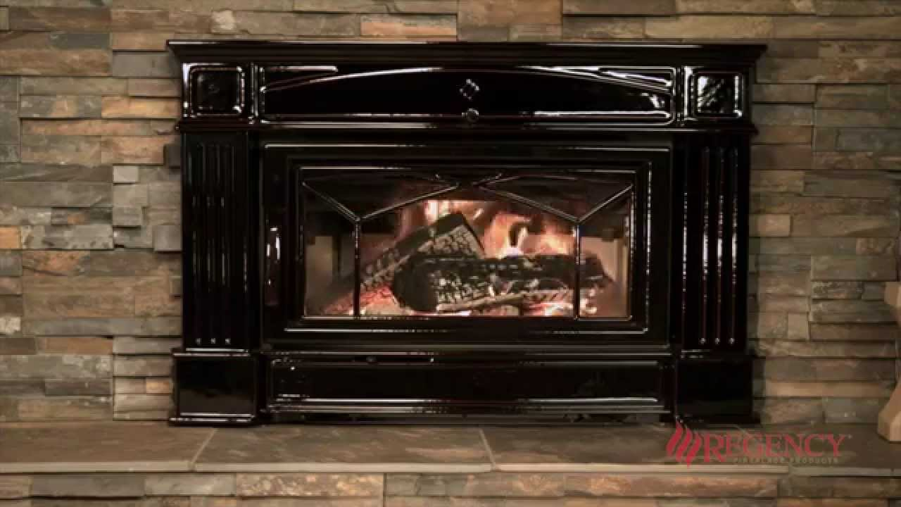 hampton hi400 large wood insert youtube