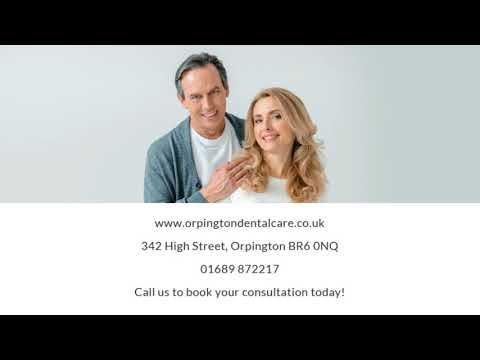 What makes dental implants great with Orpington Dental Care?