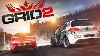 GRID 2 - PC Multiplayer Gameplay