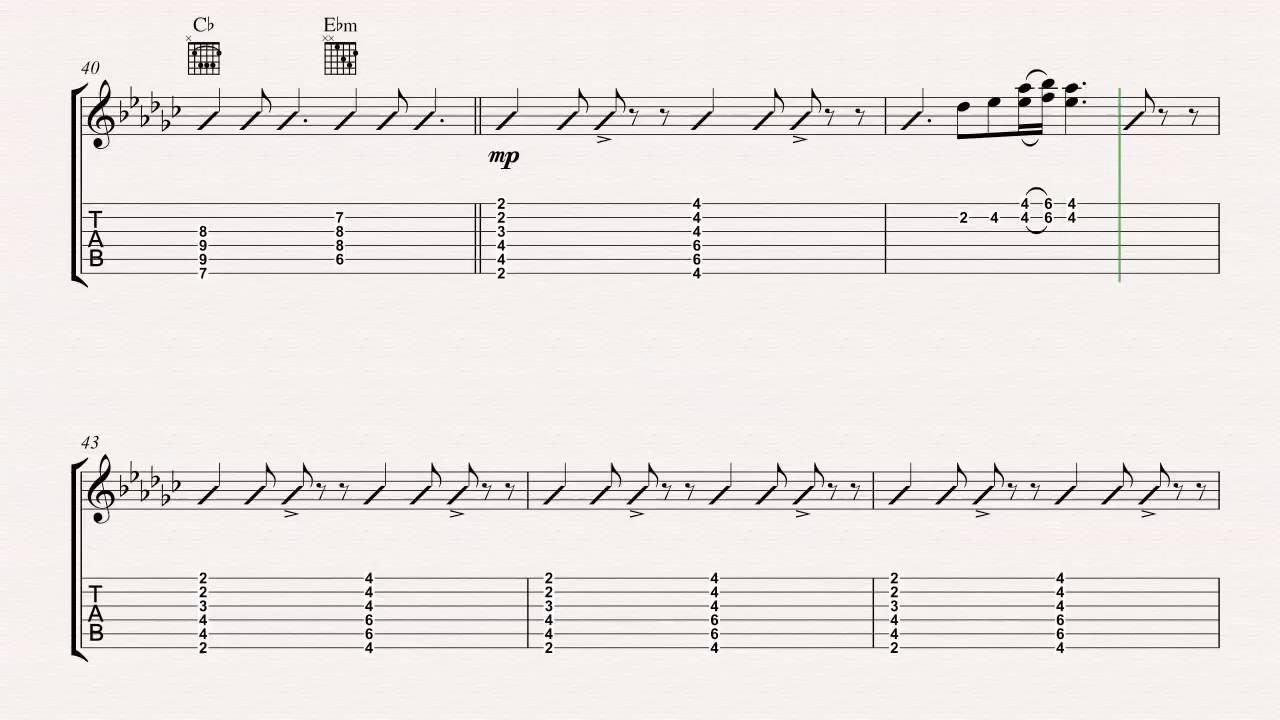 Guitar Coming Home Leon Bridges Sheet Music Chords Vocals
