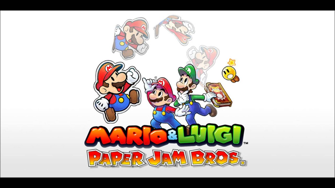 Mario and luigi music remix