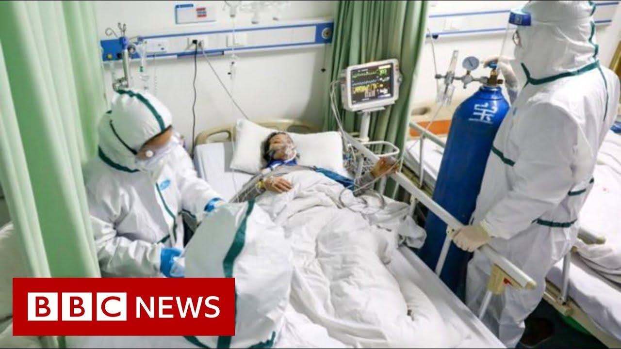 Coronavirus kills 97 in deadliest day so far - BBC News