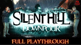 Silent Hill : Downpour | Full Longplay Walkthrough Gameplay No Commentary【All Side Quests】