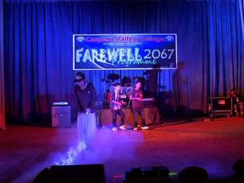 Caspian Valley college: Farewell 2067 (part 2)