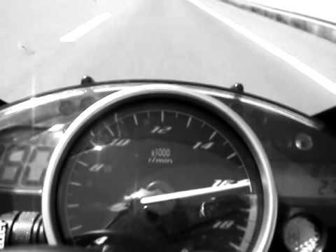 Yamaha YZF-R6 2008 - Top Speed 290 km/h - YouTube