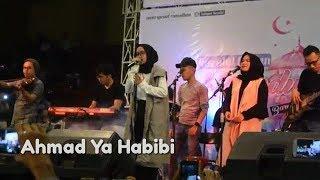 Ahmad Ya Habibi Sabyan Gambus Live in GOR Bahurekso Kendal