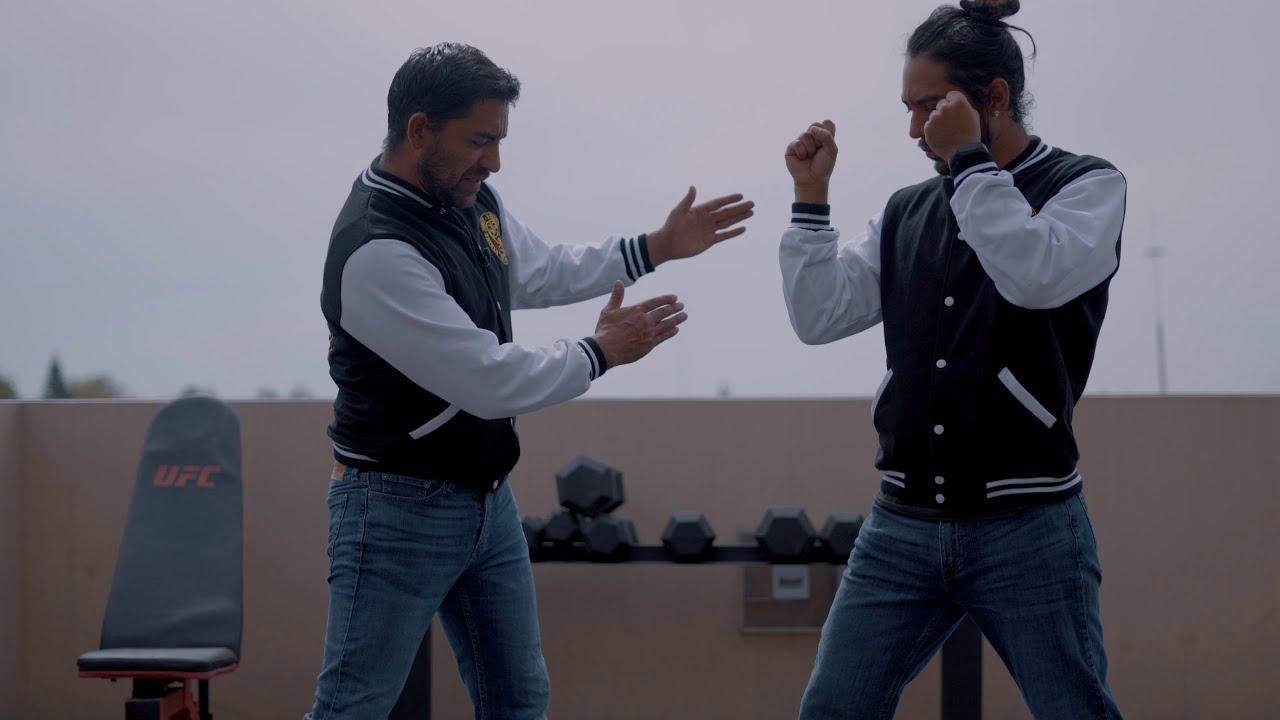 Aprende a pelear en casa (parte 3)