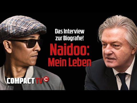 Xavier Naidoo – Das große COMPACT-Interview (1)