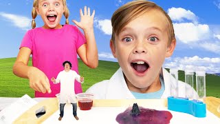 Download Sneaky Villain Tries to Take Secret Science Formula from Kids Fun TV! Mp3 and Videos