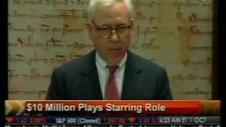 $10 Million Plays Starring Role