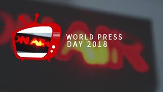 World Press Freedom Day - 2018, WR.