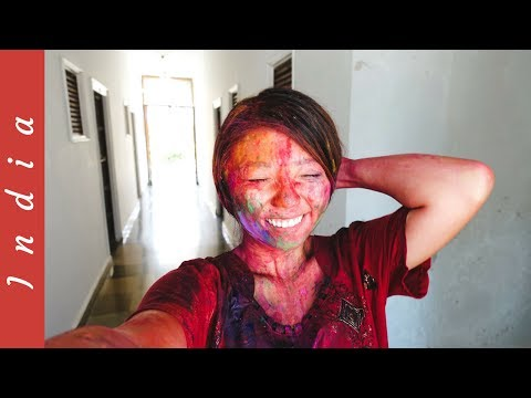 INDIA'S HOLI FESTIVAL EXPERIENCE (there's something you should know…)