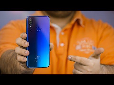 Xiaomi Redmi Note 7 Review | المحترم !