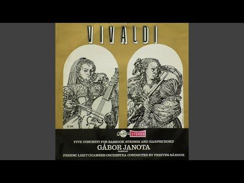 F-dúr Concerto No. 278 II. Larghetto