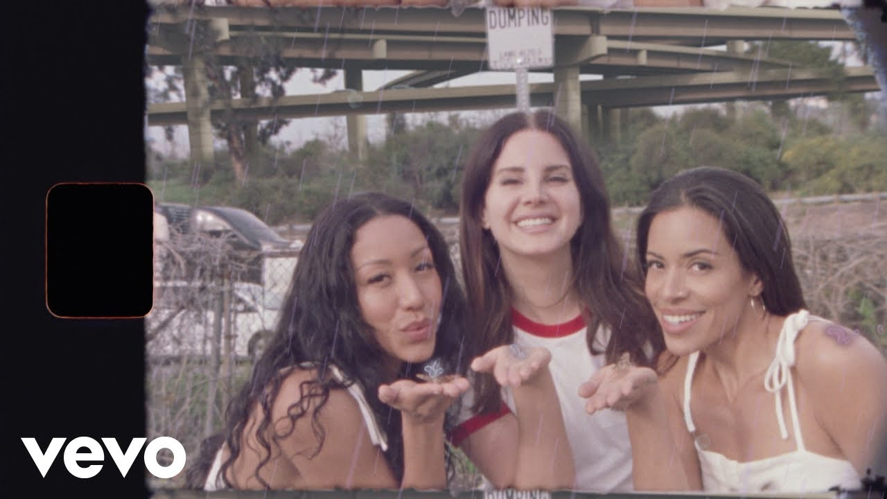 Lana Del Rey – Norman F***ing Rockwell (Official Music Video)