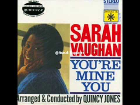 Sarah Vaughan - Invitation