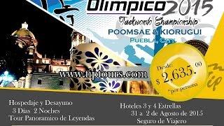 """COPA OLÍMPICO 2015 TAE KWON DO CHAMPIONSHIP"" MIGUEL ZUANI"