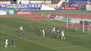 2017年5月3日(水)に行われた明治安田生命J2リーグ 第11節 山形vs水...