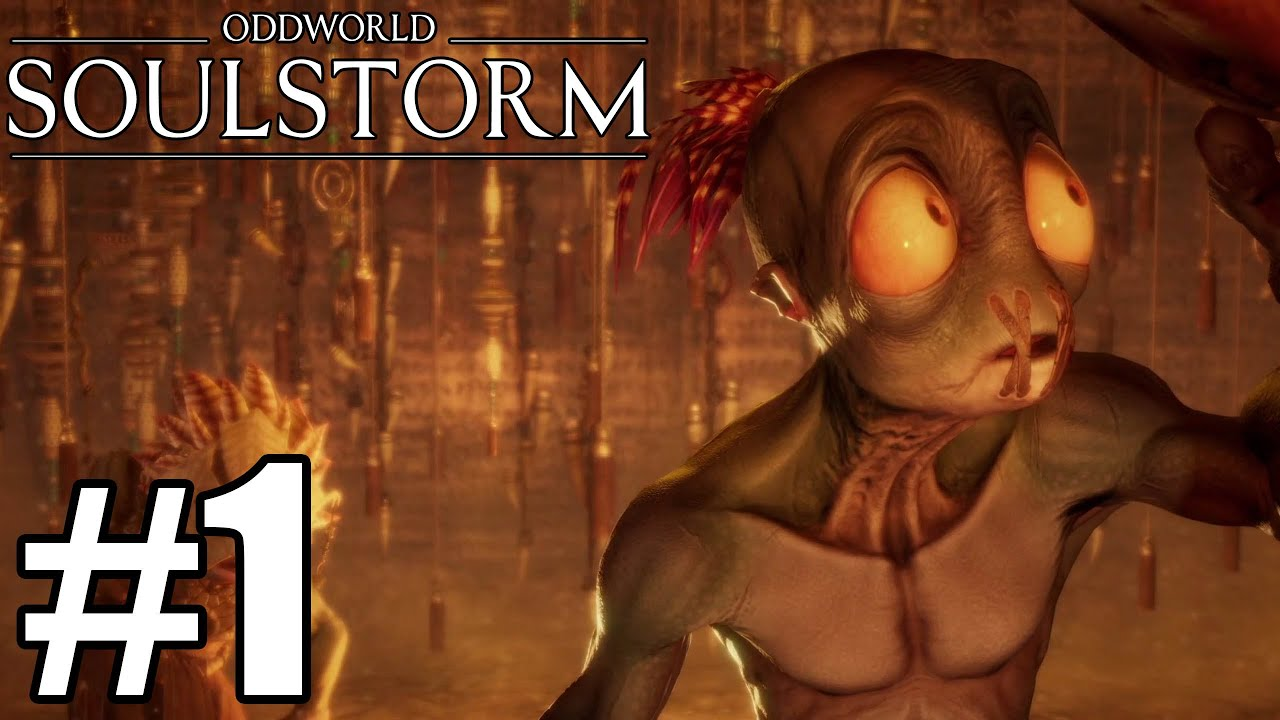 Download Oddworld: Soulstorm Gameplay Walkthrough Part 1 (PS5)