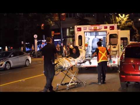 Two Males Stabbed on Abbott St