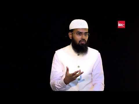 Sabr Aur Shukr Ye Islam Ki Bahot Badi Khoobiyan Hai By Adv. Faiz Syed - @IRC TV