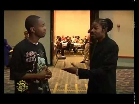 BWORLD Connection interviews Kambale Musavuli at the 2008 Congressional Black Caucus
