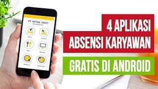 Download lagu 4 Aplikasi Absensi Karyawan Gratis di Android yang Mudah dan Praktis!
