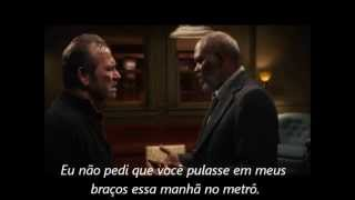 No limite do suicidio (The Sunset Limited) trailer legendado pt br