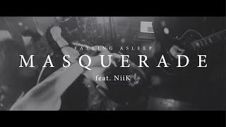 Falling Asleep - Masquerade feat.NiiK (Official Music Video)