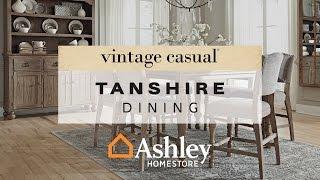 Ashley Homestore Tanshire Dining Youtube