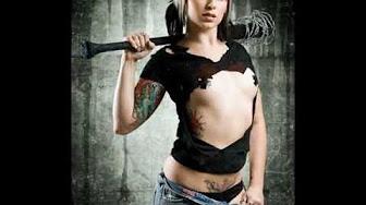 Girl hot gothic Women's Gothic