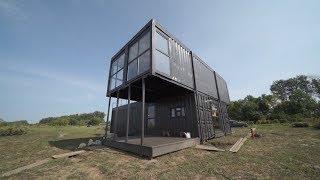 Дома из контейнеров – современное будущее