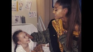 ariana grande best fan moments