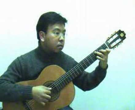 Endless Love~~ Classical Guitar