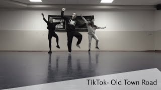 TikTok - Old Town Road - Tutorial (in Dutch) | DANCE CENTRE EXTREME