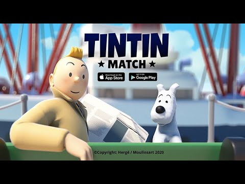 Tintin Match Launch Trailer
