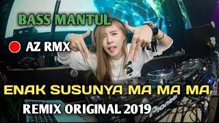 DJ ENAK SUSUNYA MA MA MA VS ADEK JILBAB UNGU ((REMIX ORIGINAL 2019))